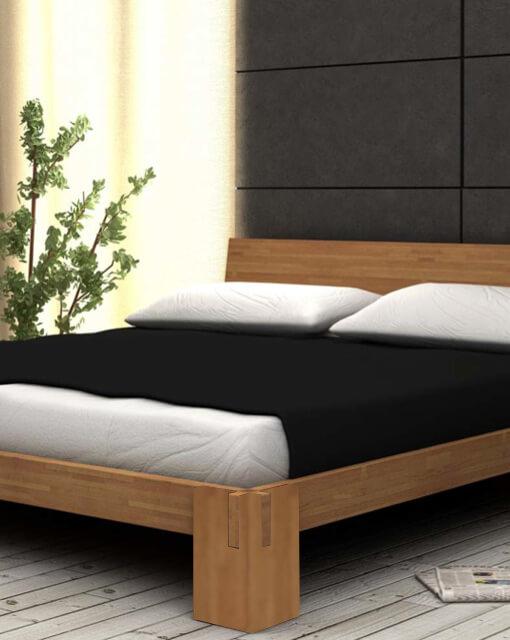 achetez votre cadre de lit kofu sur my myfuton. Black Bedroom Furniture Sets. Home Design Ideas
