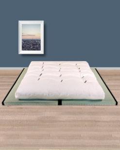 ensemble lit tatamis futon