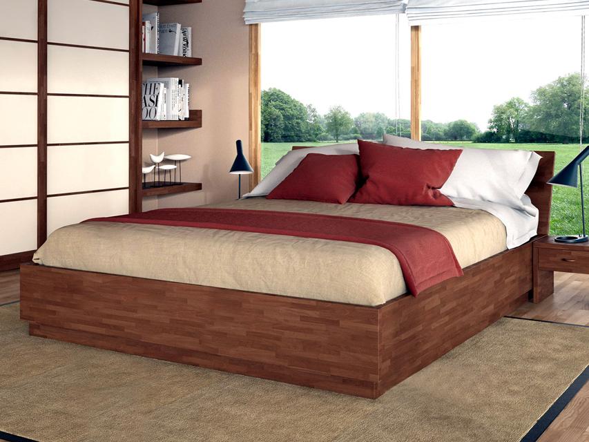 achetez votre cadre de lit coffre bokku sur myfuton. Black Bedroom Furniture Sets. Home Design Ideas