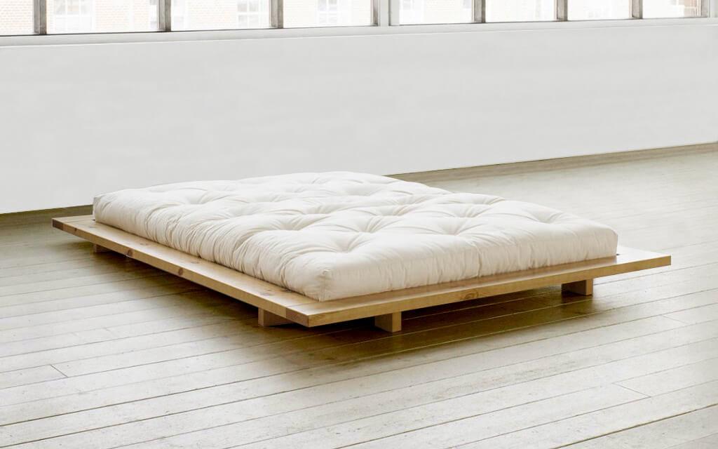 Bannière futon coton bio